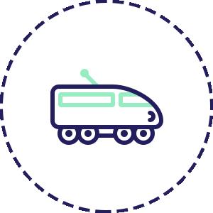 CXC派件結合公共交通使用