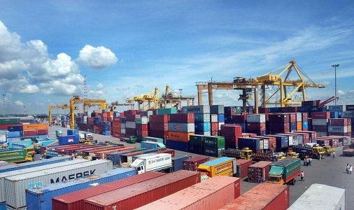 業務轉口貿易